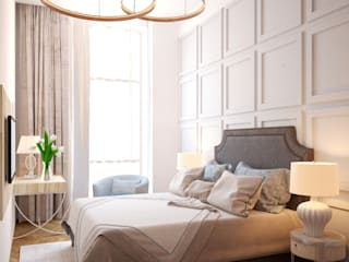 Classic style bedroom by 3angleproject Classic