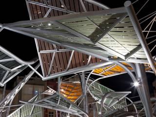 Moderner Balkon, Veranda & Terrasse von BERNARDINO ARQUITECTOS, SLP Modern