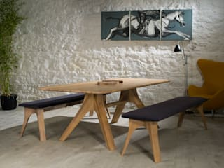 Veizla table von Pemara Design Skandinavisch