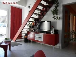 maison de ville Salon moderne par Allégorie Consult Déco Moderne