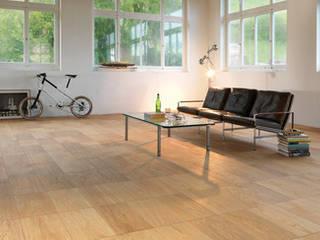 Bauwerk Parquet - Formpark : un parquet aux dimensions originales par BAUWERK PARQUET Moderne