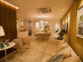 Passo3 Arquitetura Salones de estilo ecléctico