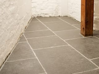 Dinding oleh Floors of Stone Ltd, Rustic