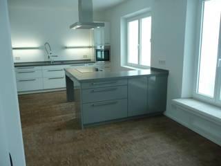 Cocinas de estilo minimalista de Architekt Dipl.Ing. Udo J. Schmühl Minimalista