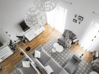 Living room by stabrawa.pl