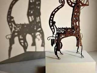 Oeuvres mozaique et verre:  de style  par Gérard Brand