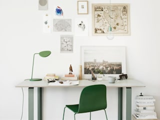 Working: eclectic  by 99chairs, Eclectic