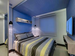 Modern style bedroom by Guido Iluminação e Design Modern