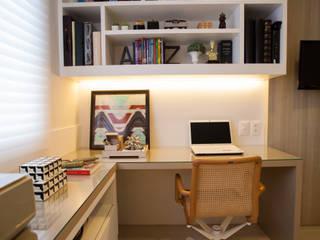 Escritórios e Espaços de trabalho  por Passo3 Arquitetura