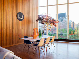 Dining room by Herman Miller México,