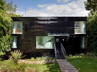 Welch House The Manser Practice Architects + Designers Casas de estilo moderno