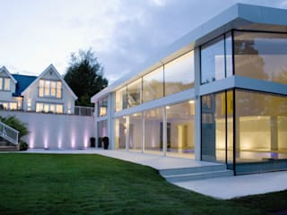 Ventanas Casas modernas de Keller Minimal Windows Moderno