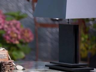 Lampe NAHUA par Upcycling France Moderne