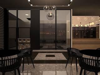 Nearport Hotel-Lobby Istanbul teknogrup design Modern hotels