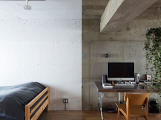 by 松島潤平建築設計事務所 / JP architects Eclectic