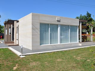 Houses by Casas Cube,