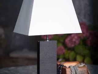 Lampe CITY (Naturalia):  de style  par Upcycling France
