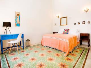 Eclectische slaapkamers van Taller Estilo Arquitectura Eclectisch