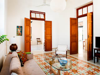 Taller Estilo Arquitectura Living room