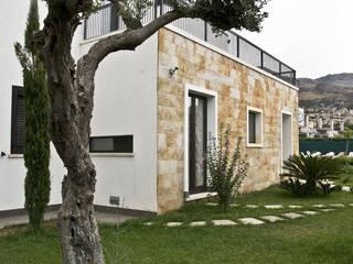 Mediterranean style houses by Ignazio Buscio Architetto Mediterranean