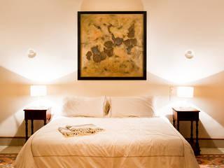 Taller Estilo Arquitectura Eclectic style bedroom