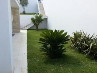 Ignazio Buscio Architetto Jardines de estilo moderno