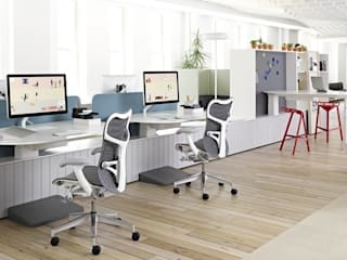 Offices & stores by Herman Miller México,