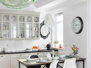 Moderne Küchen von livinghome wnętrza Katarzyna Sybilska Modern