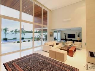 Rumah Modern Oleh Studio Gilson Barbosa Modern