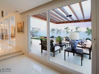 Projekty,  Domy zaprojektowane przez Studio Gilson Barbosa