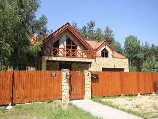 Dom pod Grodziskiem od ART-TU Pracownia Architektury Wiejski