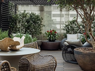 Garden by Denise Barretto Arquitetura