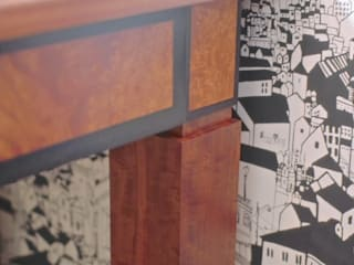 Мебельная мастерская Александра Воробьева Study/officeDesks