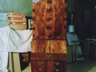 Мебельная мастерская Александра Воробьева Oturma OdasıDolap & Büfeler