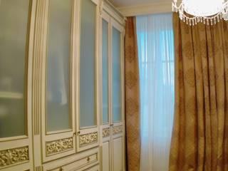 Мебельная мастерская Александра Воробьева ห้องแต่งตัวตู้เสื้อผ้าและลิ้นชัก