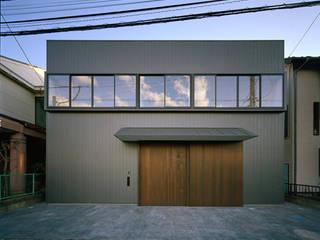 宇都宮の住宅1: 添田建築アトリエが手掛けた家です。