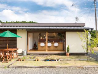 FAD建築事務所 現代房屋設計點子、靈感 & 圖片