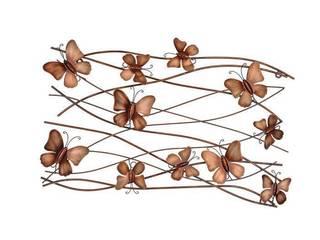 Etrafı kelebekler bastı !! HEYDECO Akdeniz