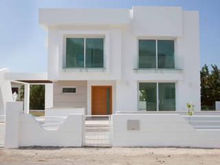 Modern houses by ÖZYALÇIN CONSTRUCTION Modern
