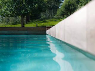 Freibad [spafabrik] GmbH POOL&WELLNESS Minimalistische Pools