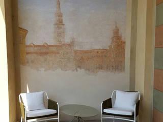 Il salottino: Terrazza in stile  di Odue Modena - Concept Store