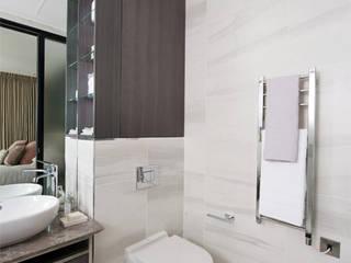 Roman House Penthouse Baños modernos de The Manser Practice Architects + Designers Moderno