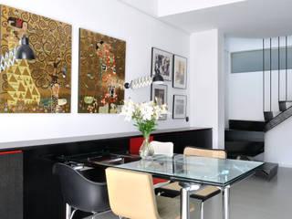 FAA Fraguell Arquitectes Associats, scp Minimalist dining room