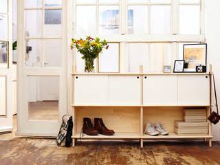 Split - Regalsystem: modern  von Neuvonfrisch - Möbel und Accessoires,Modern Holz Holznachbildung