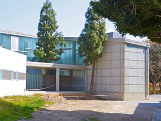 Moderne Museen von BERNARDINO ARQUITECTOS, SLP Modern