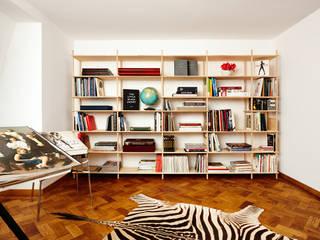 Split - Regalsystem von Neuvonfrisch - Möbel und Accessoires Minimalistisch