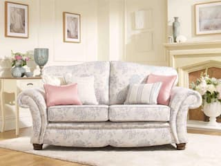 Re-Upholstery:   by Plumbs