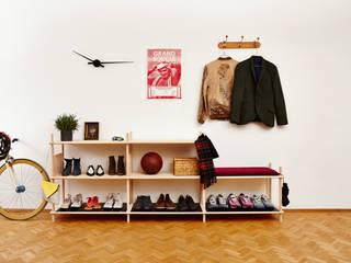 Split - Regalsystem: modern  von Neuvonfrisch - Möbel und Accessoires,Modern