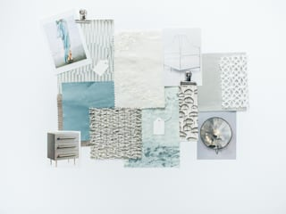 Sample Boards by Lauren Gilberthorpe Interiors