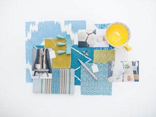 Sample Boards من Lauren Gilberthorpe Interiors